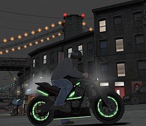 Pack de Motos Neon para GTAIV