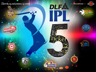 DLF IPL 5 Cricket Game