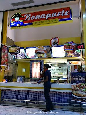 Restaurante Bonaparte: Fachada