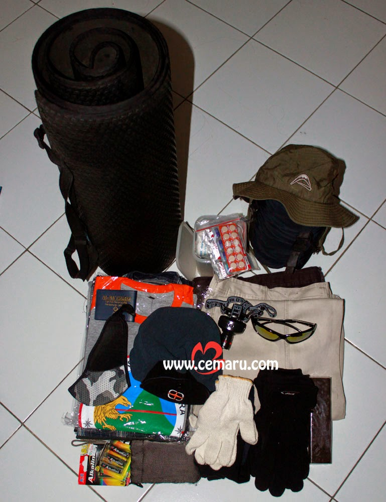 adventure gear - equipment