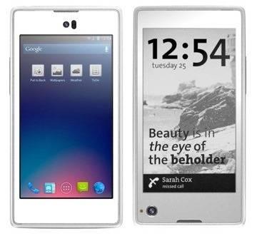 Smartphone YotaPhone