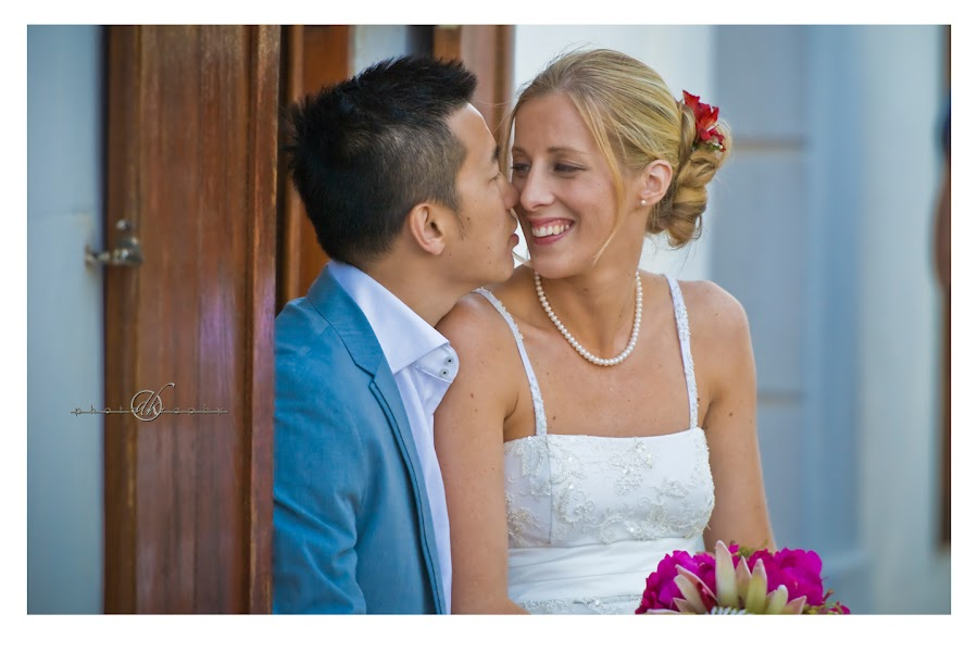 DK Photography Kate55 Kate & Cong's Wedding in Klein Bottelary, Stellenbosch  Cape Town Wedding photographer