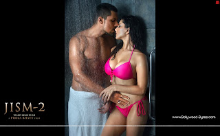 Sunny Leone, Randeep Hooda Hot HD Wallpaper from Jism 2