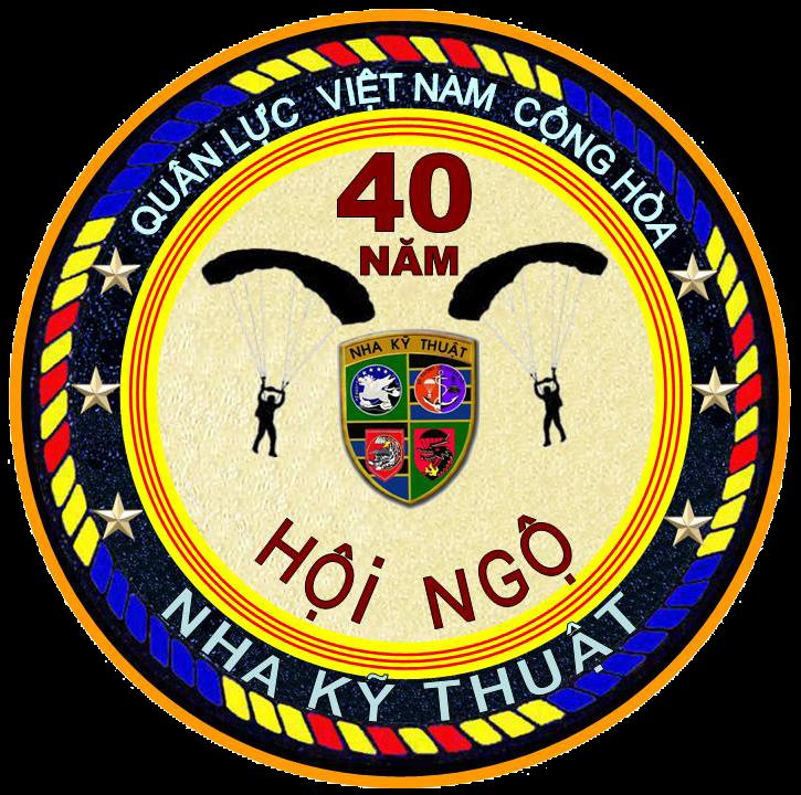 Hội Ngộ 40 năm Logo