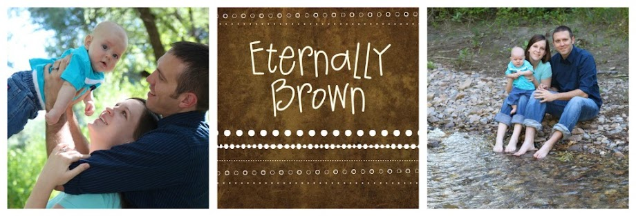 Eternally Brown
