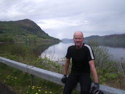 Day 8: 28th April 2011. Loch Ness (Nessie Hiding Just Under The Surface)