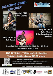 Great Blues Coming to Hamilton in May!