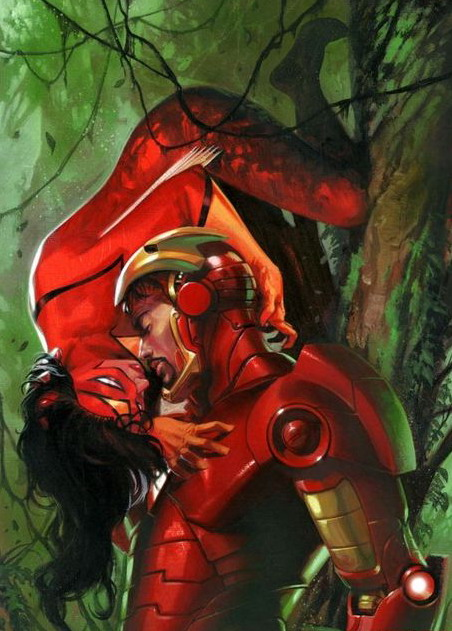 Spider-Woman (Marvel Comics) Character Review - With Iron Man