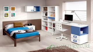 Interior Minimalis Ruang kamar anak