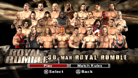 Download Smackdown Vs Raw 2007 game with kickass setup