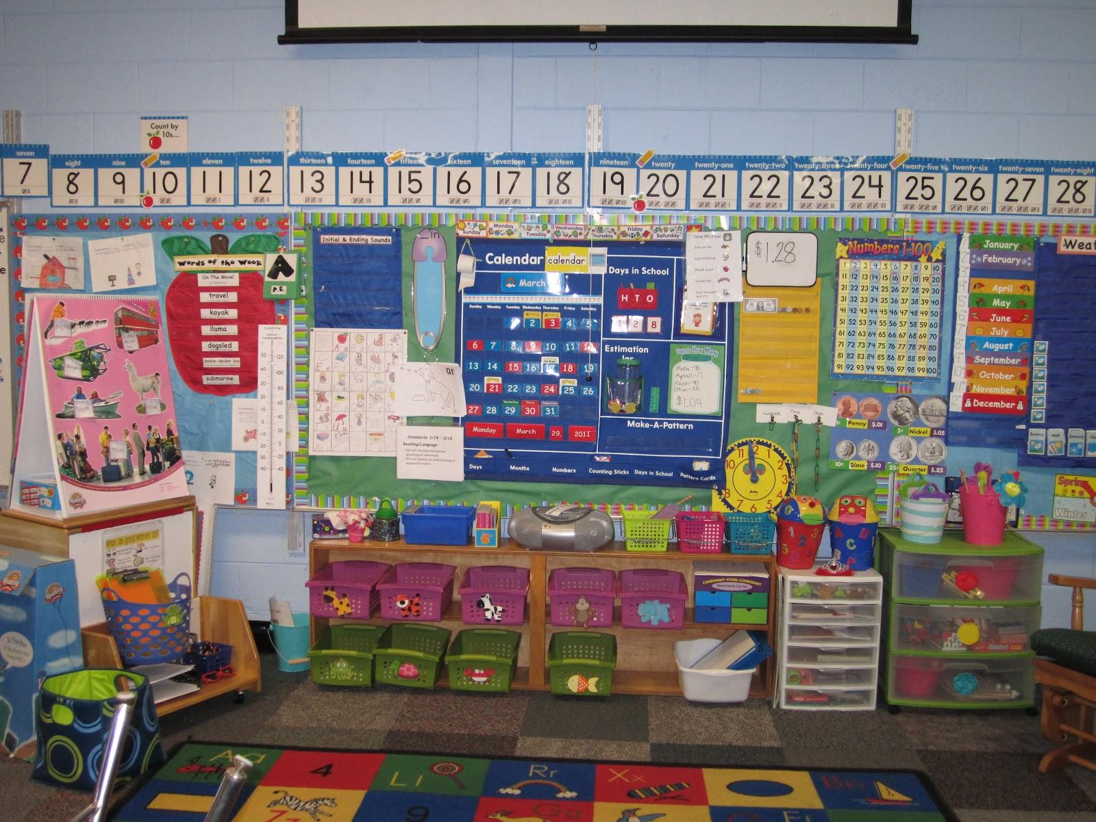 Under The Alphabet Tree Update On My Organized Classroom