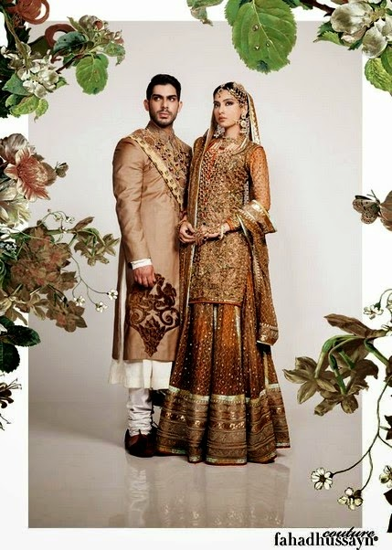 Bridal Groom Dress Collection 2014