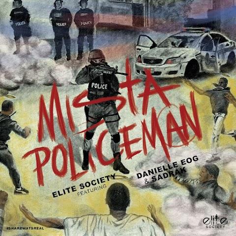 "NEW MUSIC From Chicago Duo Artists, Elite Society ""Mista Policeman"" Ft. Danielle Eog & Sadrak"