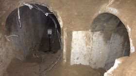 NEW TUNNEL RUNNING DEEP INTO ISRAEL EXPOSED: