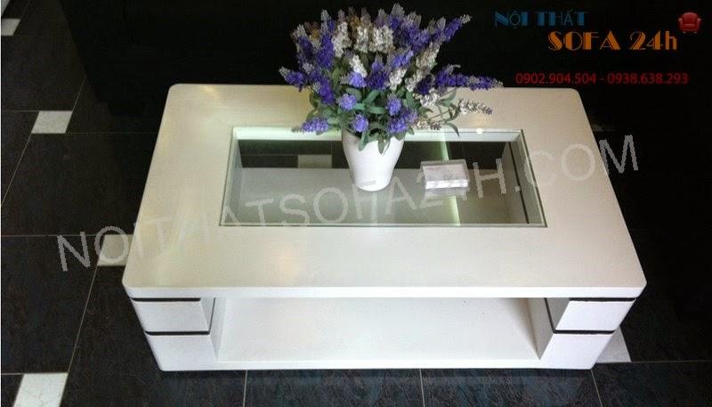 Bàn sofa gỗ BS120