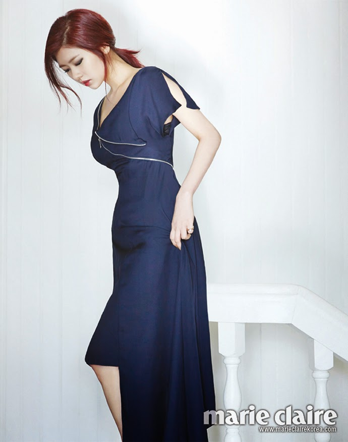 Jung So Min - Marie Claire Magazine February Issue 2014