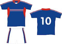 Modelo Seleção França Adidas