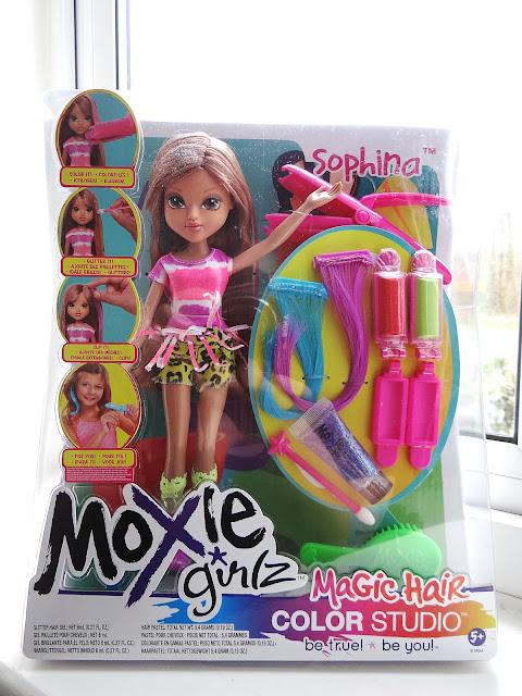 Moxie Girlz, Magic Hair Studio Sophina, Moxie Girlz Sophina