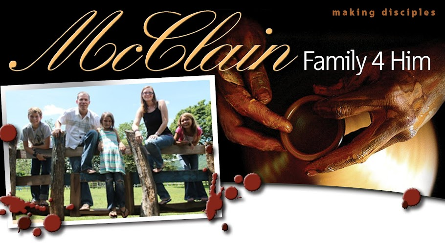 McClain Family Blog
