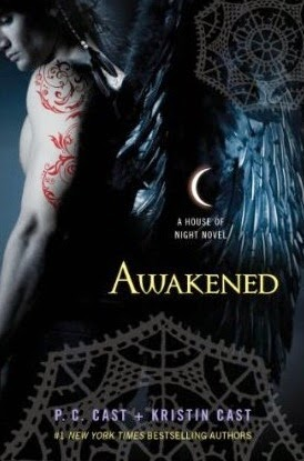House of Night Series Awakened by P.C. Cast and Kristin Cast