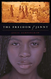 The Freedom of Jenny by Julie Burtinshaw