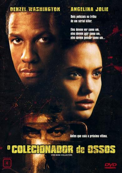 Filme O Colecionador De Ossos Dublado AVI DVDRip