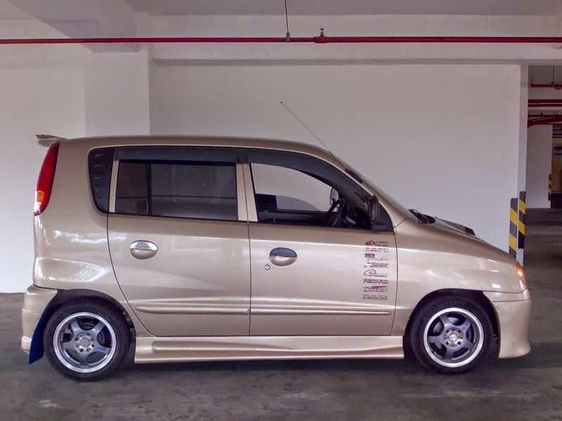 Modifikasi Body Kit Hyundai Atoz