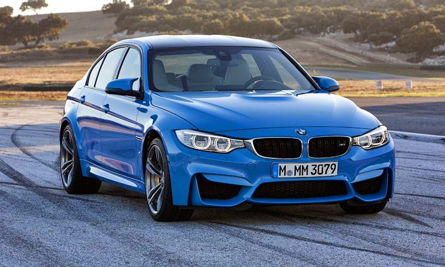 Over From The Previous 3 Series Coupe BMW M4 Replaces Old M3 New Saloon Is A Straight Replacement For Model