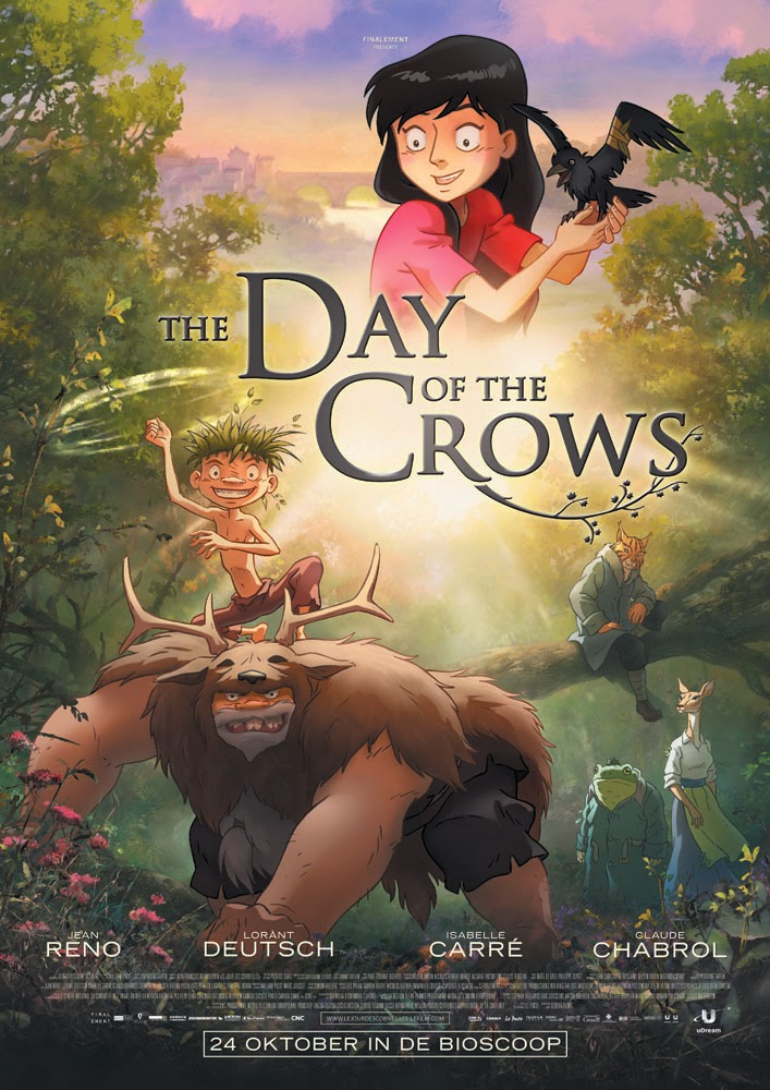 The Day of the Crows 2012 ταινιες online seires xrysoi greek subs