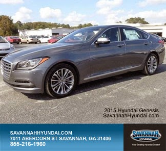 2015 Hundai Genesis, Savannah GA, New car specials,