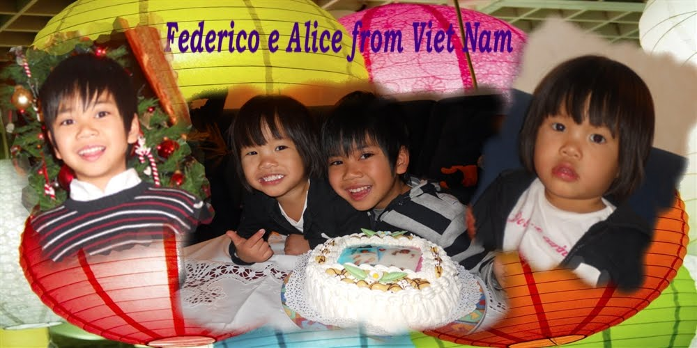 Federico e Alice from Vietnam