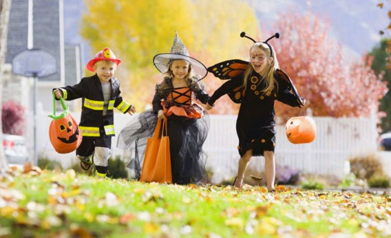 Halloween Tips For Safe Trick or Treating