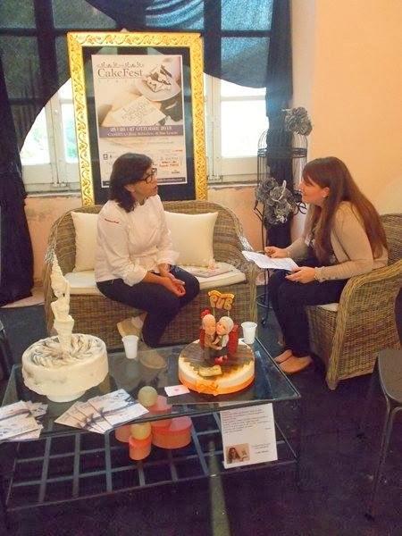 intervista alla cake designer letizia grella al
