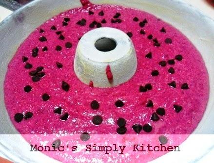 resep cake bit oatmeal
