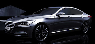 2015 Hyundai Genesis previewed & Revealed