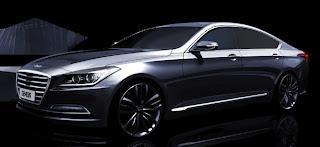 2015 Hyundai Genesis previewed & Revealed