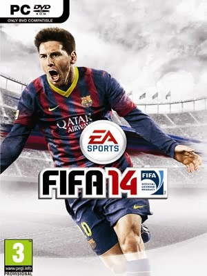 Download FIFA 14 PC Version.FREE