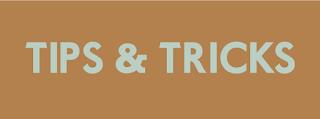 Tutorial atau Tips dan Trik