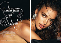 Irina Shayk photo from GQ Germany July 2012 Issue