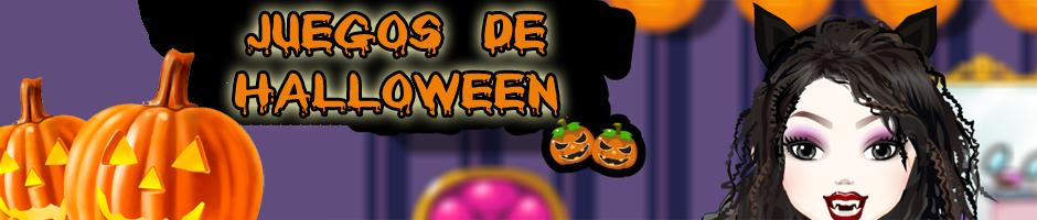 Juegos de vestir para Halloween