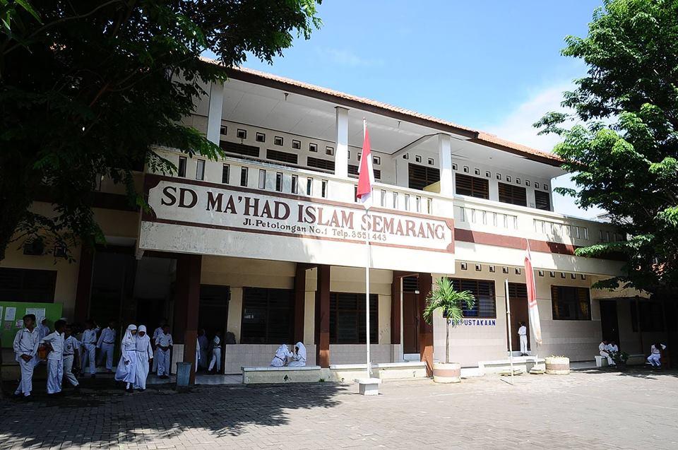 SD-MA'HAD ISLAM SEMARANG  TERAKREDITASI A