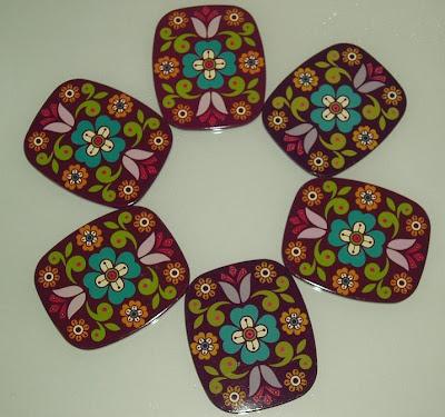1970s coasters