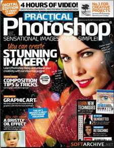 Practical Photoshop Magazine January 2012