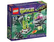. think are great. LEGO TEENAGE MUTANT NINJA TURTLES