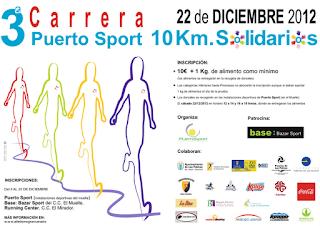 3a carrera puerto sport 2012