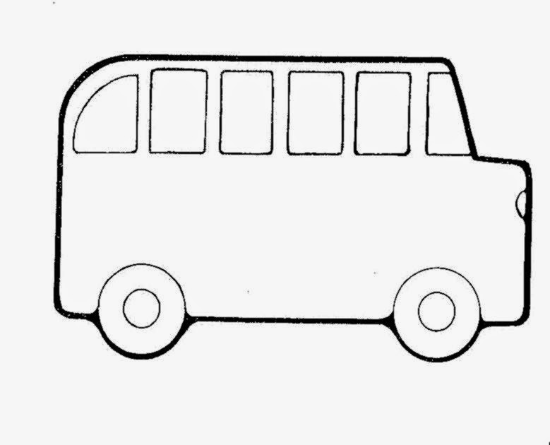 School Bus Pictures To Color | Free Coloring Pictures
