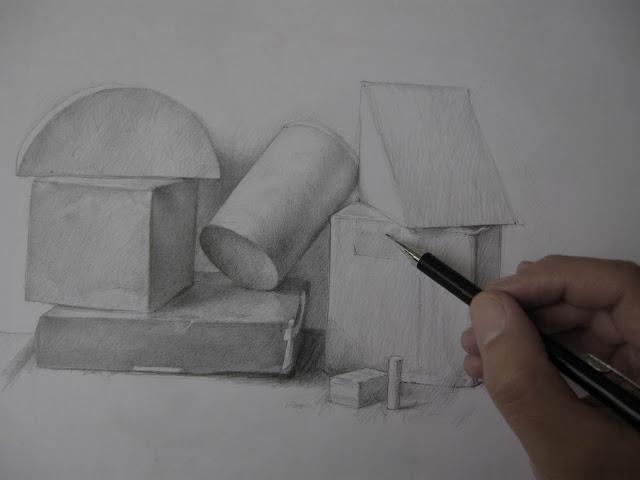 Retrato a Lápiz -  Dibujo Paso a Paso