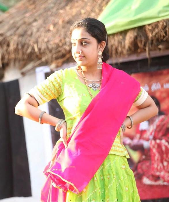 nithya das at pachchai kudai movie unseen pics
