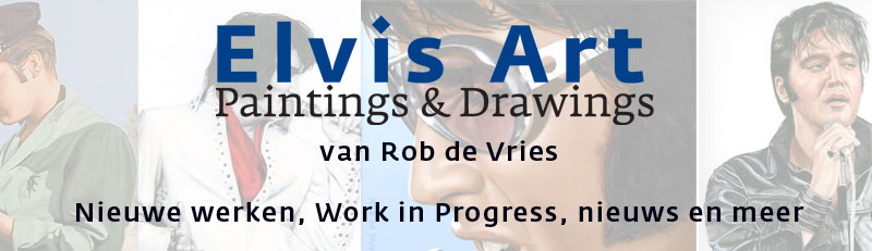 Elvis Art Door Rob de Vries