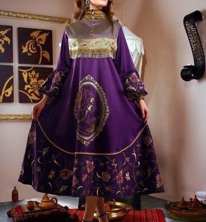 ازياء خليجية 2013 - اثواب خليجية 2013 - ملابس خليجية 2013